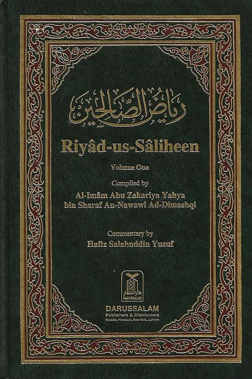 Riyaad-Us-Saaliheen (2 Vol. Set)