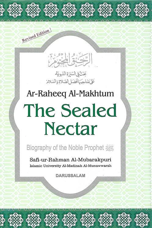 The Sealed Nectar (Ar-Raheeq al-Makhtoom) HB