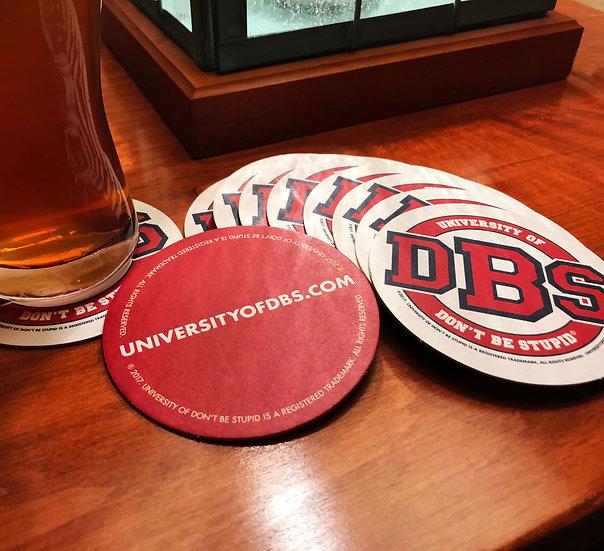 University of DBS Drink Coasters - Set of 10