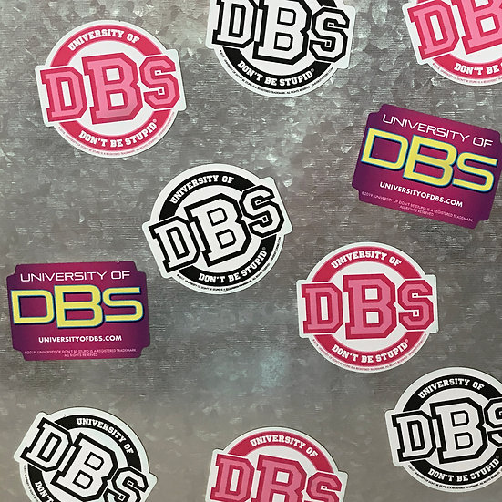 University of DBS Magnets - Set of 3