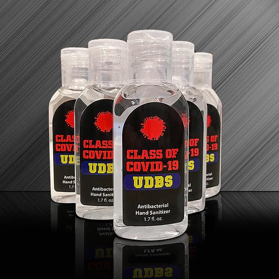 5-Pack UDBS Hand Sanitizer