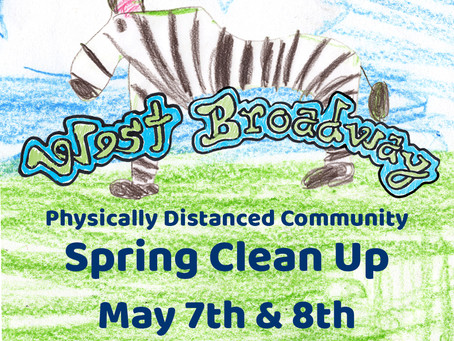 Spring Clean-Up & More Updates!