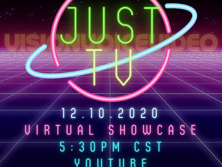 Just TV virtual showcase this Thursday!
