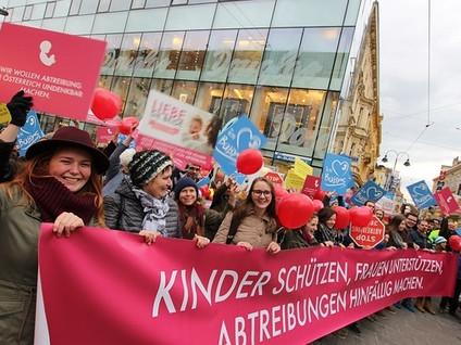 Marsch fürs Leben Wien