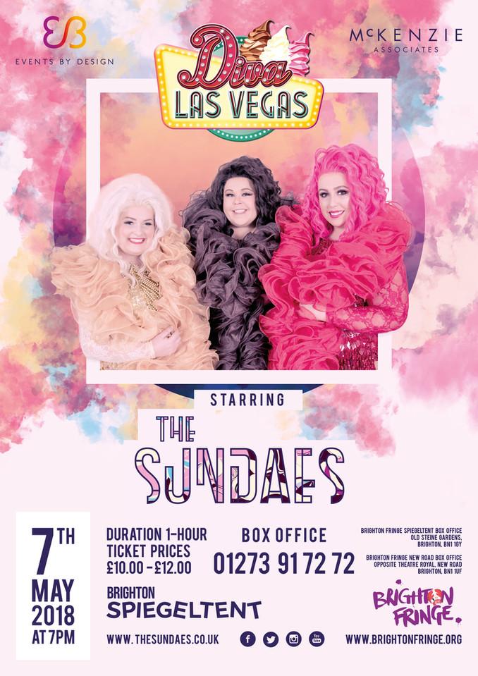 The Sundaes to perform at Brighton Fringe