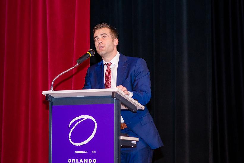 Josh Public Speaking