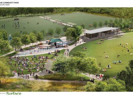 New Park To Open In Mebane: