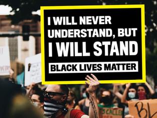 Hope during the Black Lives Matter protests