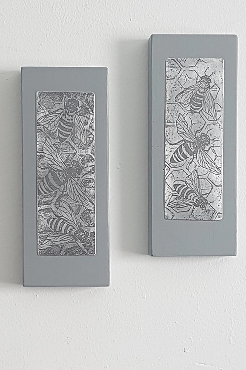 Out of Line Wall Art - Rectangles