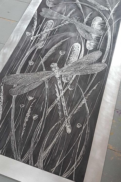 Large Aluminium Art Panels