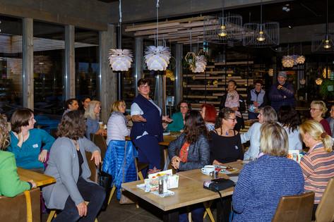 2. Würmtaler Unternehmerinnen-Frühstück