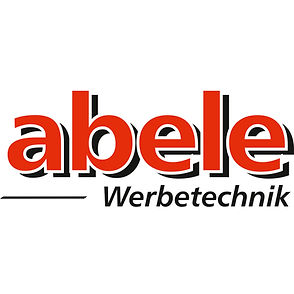 Logo abele Werbetechnik