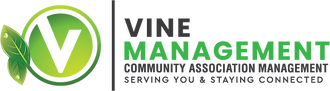 Vine Management Logo | HOA Management Company