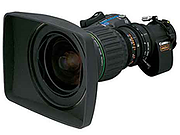 Canon HD wide lens HJ11ex4.7B 23 B4 with