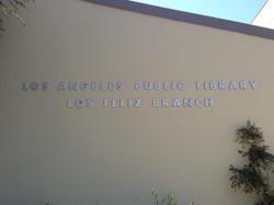 LOZ FELIZ BRANCH LIBRARY