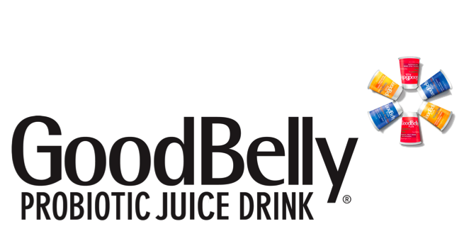 GoodBelly Logo Daisy