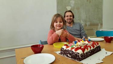 Cumple Mayra 5 años - Mayra wordt 5