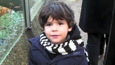 Tiago & Gaston en el Zoo - 2011