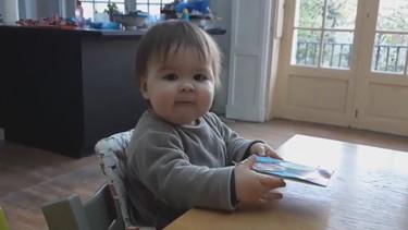 Cumple Fiona 1 año - Fiona wordt 1 jaar