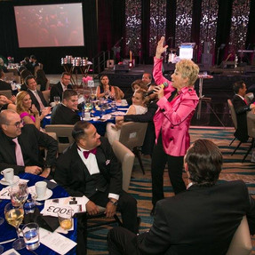 2017 Pink Tie Ball