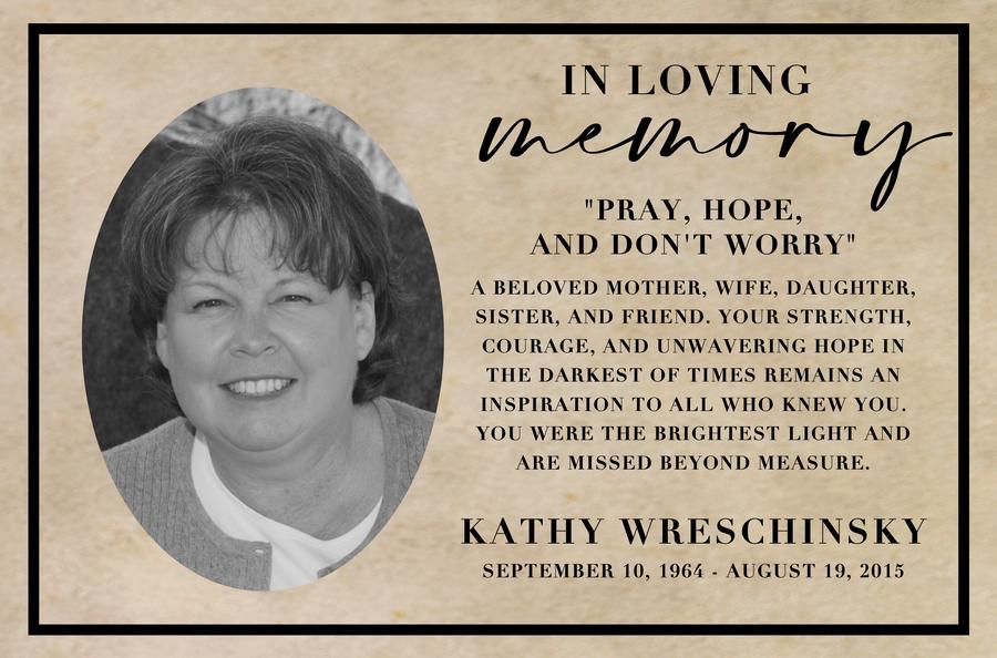 Kathy Wreschinsky
