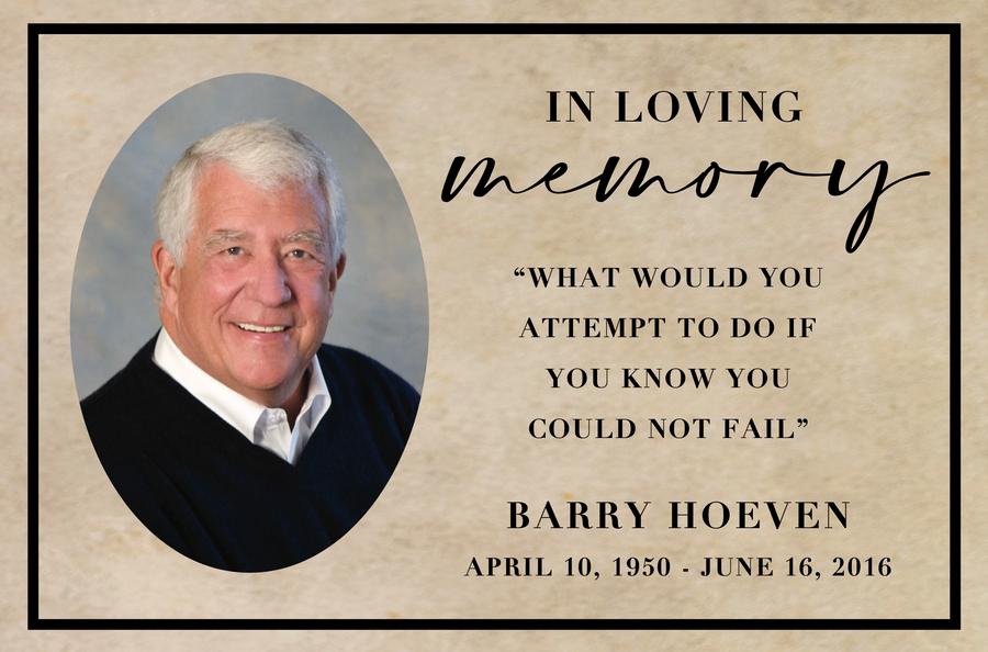 Barry Hoeven