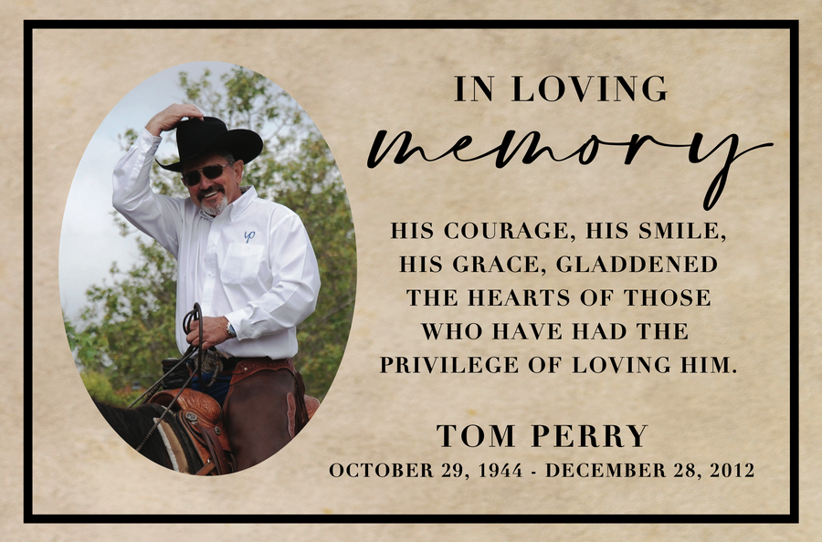 Tom Perry