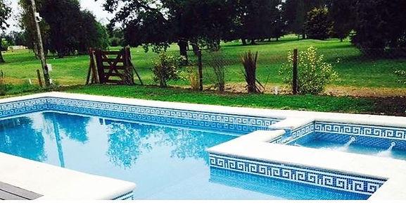 Venecitas piscina