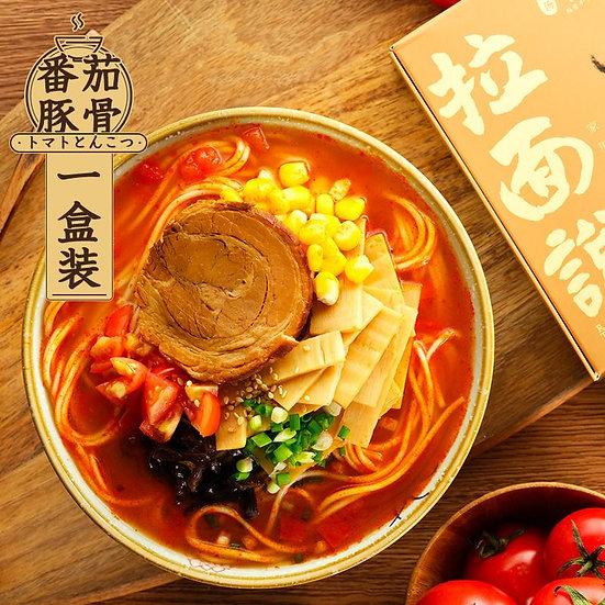 RamenTalk Instant Ramen - Tomato Tonkotsu 拉面说浓汤番茄豚骨拉面