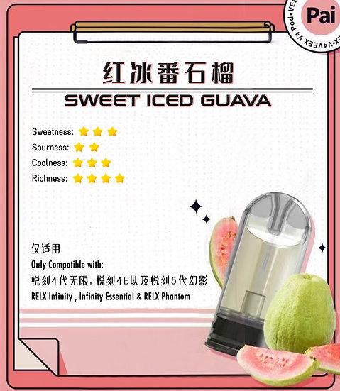 Veex V4 pods for RELX Infinity & Phantom -Sweet Guava