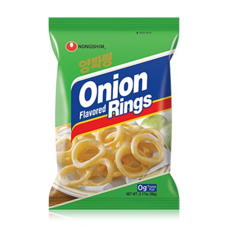 NONGSHIM FLAVORED ONION RING - 农心洋葱圈
