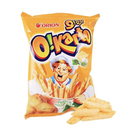 ORION O!KARTO - CREAM CHEESE
