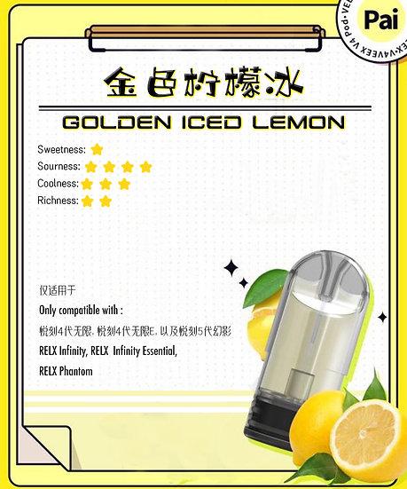 Veex V4 pods for RELX Infinity & Phantom - Iced Lemon