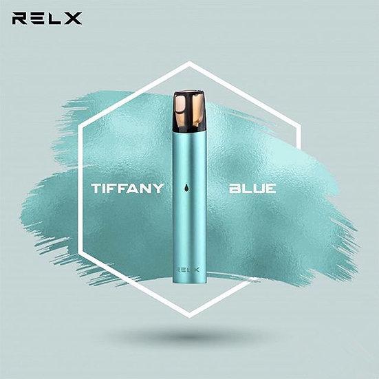 RELX CLASSIC LIMITED  STARTER KIT〈一代限量套装〉- Tiffany Blue
