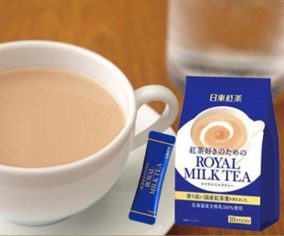 NITTO TEA Royal Milk Black Tea