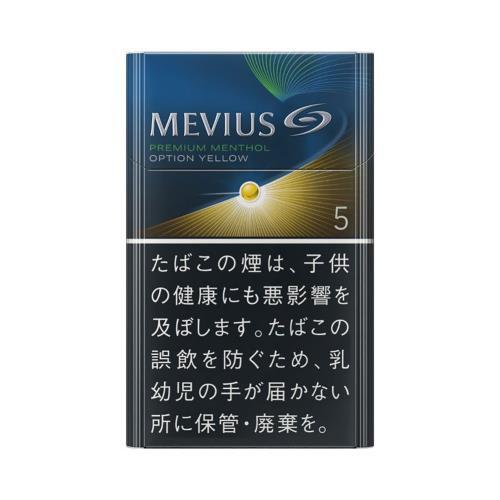 Mevius Option Yellow 5  - Japanese Version