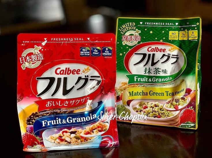 CALBEE FRUIT GRANOLA - 卡乐比麦片