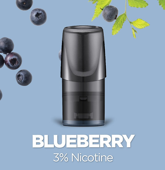 RELX CLASSIC REPLACEMENT POD - BLUEBERRY