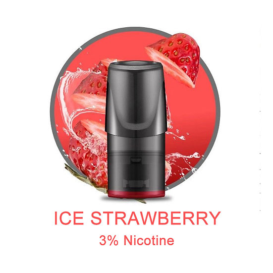 RELX CLASSIC REPLACEMENT POD - ICE STRAWBERRY