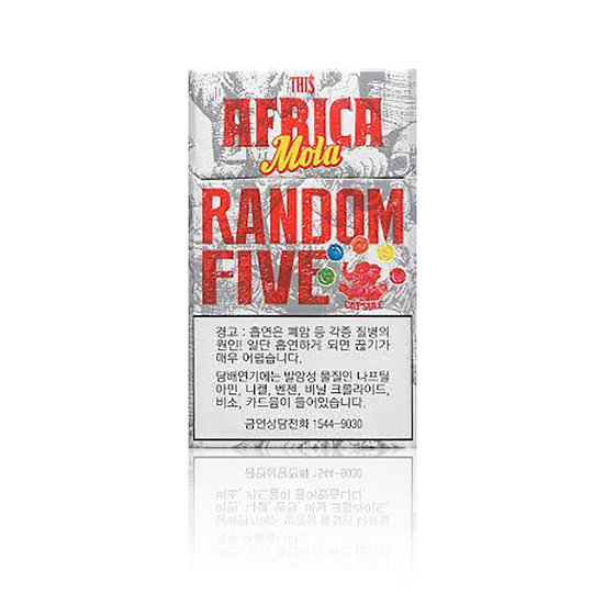 Africa - Freedom Five