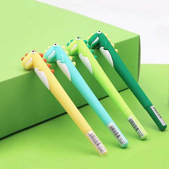 Thorny Dinosaur Gel Pens