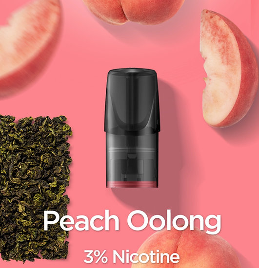 RELX CLASSIC REPLACEMENT POD  - FRUIT TEA|PEACH OOLONG