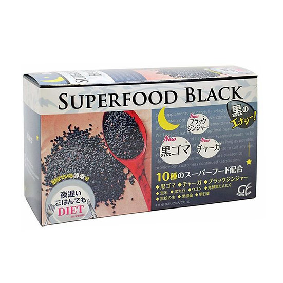 SHINYAKOSO NIGHT DIET SUPERFOOD BLACK