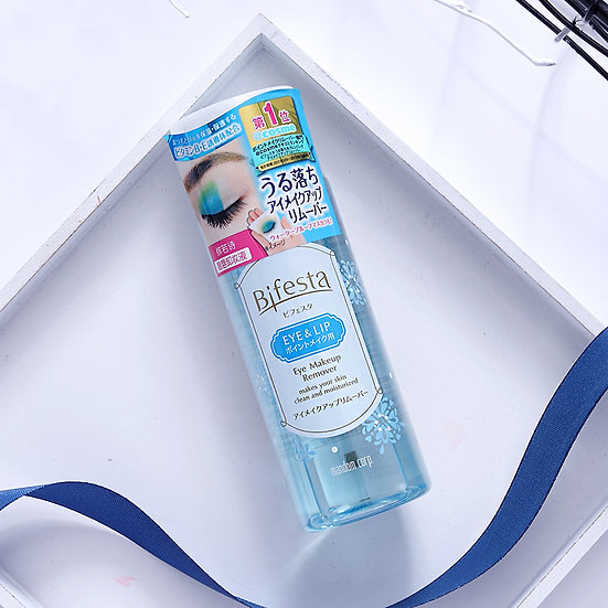MANDOM BIFESTA EYE MAKE UP REMOVER