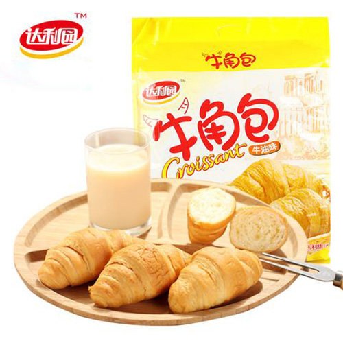 DLY BUTTER FLAVOR CROSSIANT