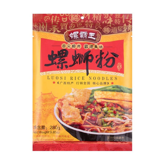 LIUZHOU Guangxi Specialty LuoSiFen 螺螄粉