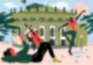 Illustration Barbara Ott Lift Stuttgart Ranking