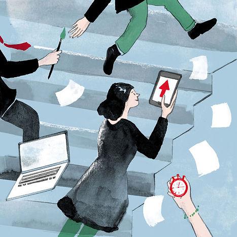 Illustration Barbara Ott Focus Business