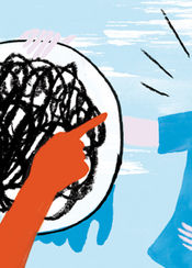 Illustration Barbara Ott Babbel Offensive Words