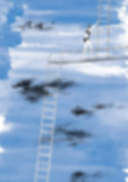 Barbara Ott Illustration Fliegende Frauen